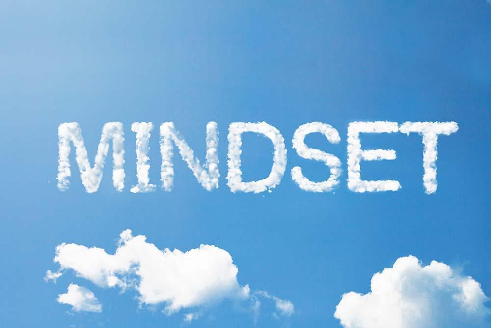 Mindset Determines Your Course
