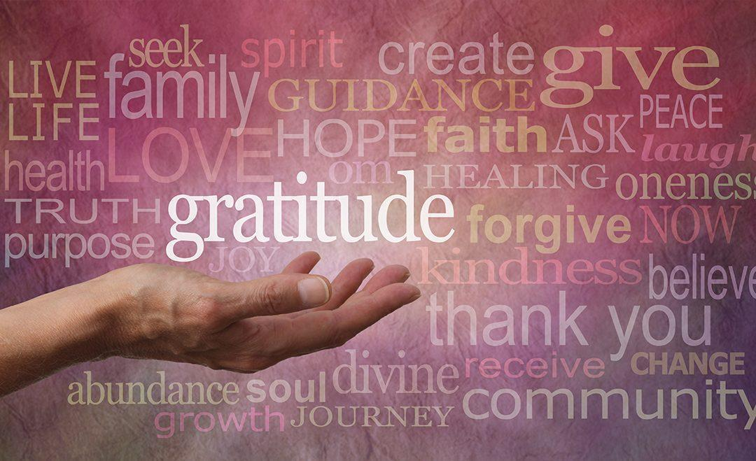 Gratitude Is A POWERFUL Mindset