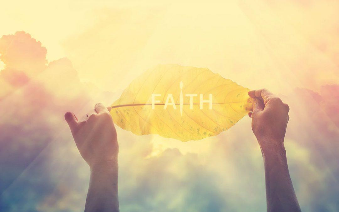 Faith in yourself is the challenging part!