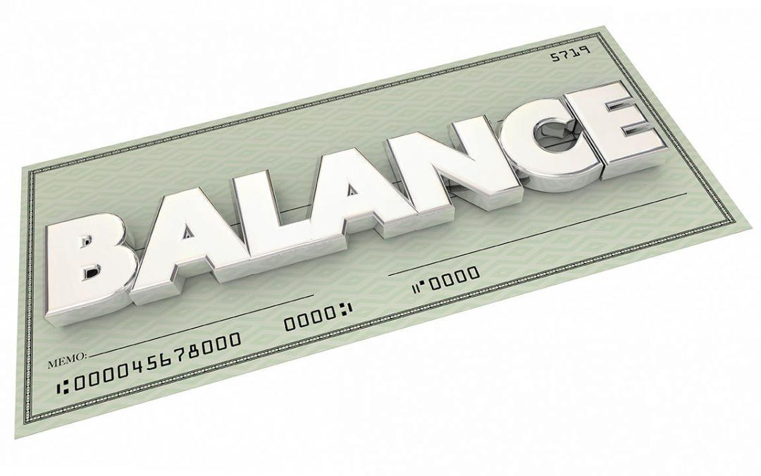 It's NOT about the office phone ringing…It's about your checkbook balance ringing!