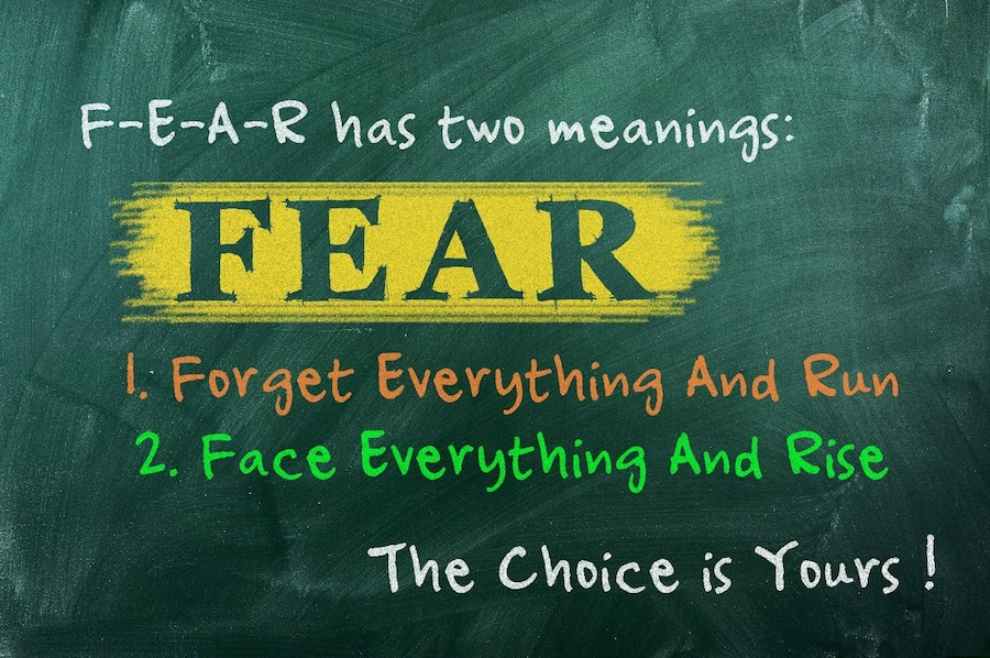 Is Fear of Failure Driving You?